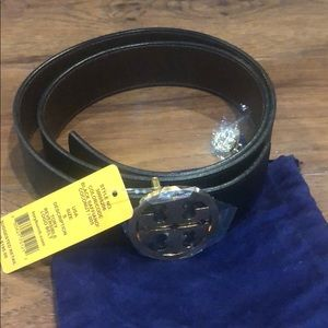 AUTHENTIC TORY BURCH REVERSIBLE BELT NWT